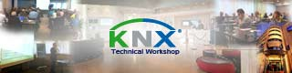Technical Workshop KNX France Novotel Paris Gare de Lyon