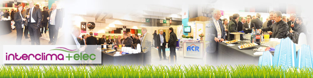 Cocktail Syndicat ACR sur Salon Interclima+elec